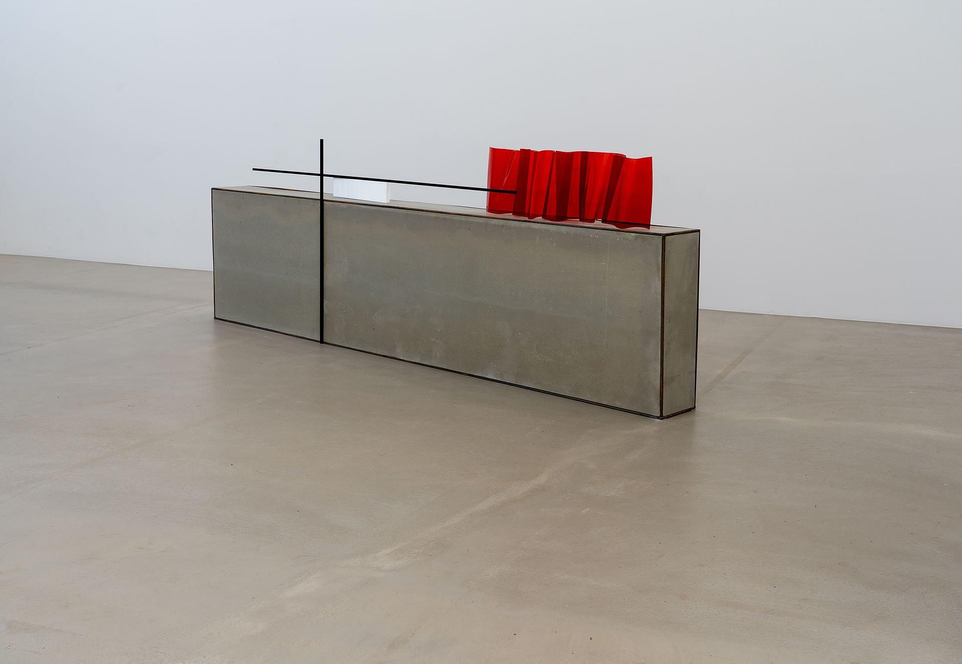 Tiina Sarapu Punane / Suprematism